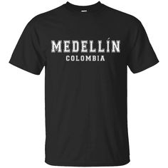 Hi everybody!   Medellin Colombia Collegiate T-Shirt - 1810   https://zzztee.com/product/medellin-colombia-collegiate-t-shirt-1810/  #MedellinColombiaCollegiateTShirt1810  #Medellin #ColombiaT #CollegiateT #T