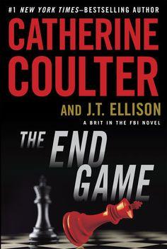 The End Game - Catherine Coulter & J. T. Ellison | Mysteries...: The End Game - Catherine Coulter & J. T. Ellison |… #MysteriesampThrillers