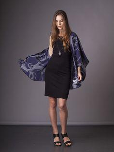 This designer gives me joy. #IAmBeautiful Kimono | Nicole Bridger | Eco Fashion for Women
