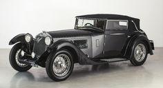1930 Alfa Romeo 6C 1750 Gran Sport (€1,200,000 - €1,400,000)