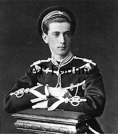 Grand Duke Pavel Alexandrovitch,his 1st wife Alexandra & their family