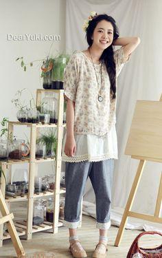 Mori clothes (c) Dear Yuki