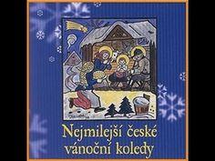 Vánoční koledy-Nejmilejší české vánoční koledy