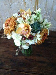 Fall wedding flowers Keywords: #weddings #jevelweddingplanning Follow Us: www.jevelweddingplanning.com  www.facebook.com/jevelweddingplanning/
