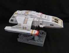 Star Trek - Runabout Starship Free Papercraft Download - http://www.papercraftsquare.com/star-trek-runabout-starship-free-papercraft-download.html