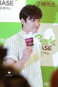 Lee Min Ho, Good Base fan meeting, 20160629.