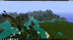 Awesome World Seed Minecraft Project.