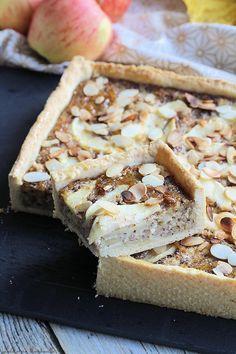 Good Food, Yummy Food, Sweet Desserts, Original Recipe, Cheesecakes, Food Inspiration, Tea Time, Banana Bread, Deserts