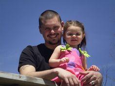 my so Jayson and grad daughter Jocelyn