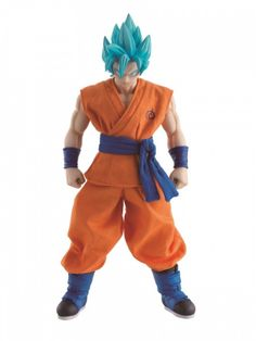 SSGSS Goku DOD DragonBall Super. Last day to Pre-Order: 1/28/2016 *  Dragon Ball Super is a Japanese anime television series produced by Toei  Animation that began airing on July 5, 2015. It is the first Dragon Ball  television series featuring a new storyline in 18 years and is set after  the defeat of Majin Boo, when Earth has become peaceful once again. It is  broadcast on Sundays at 9:00 am on Fuji TV. http://www.toei-anim.co.jp/tv/dragon_s/ ©…