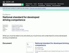 Being an approved driving instructor - maintaining standards part 2