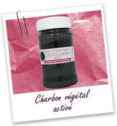 Actif cosmétique Charbon végétal activé Aroma-Zone