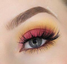 Makeup Looks Pale Skin, Makeup Forever Matte Velvet Skin Ingredients all Colored. make up Makeup Eye Looks, Eye Makeup Steps, Eye Makeup Art, Cute Makeup, Eyeshadow Makeup, Skin Makeup, Prom Makeup, Eyeshadows, Wedding Makeup