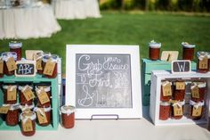 Vintage Ideas: escort cards that double as favors (photo RP Imagery via Desiree Hartsock)