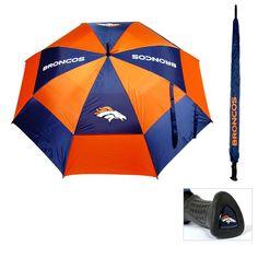 Denver Broncos NFL 62 double canopy umbrella