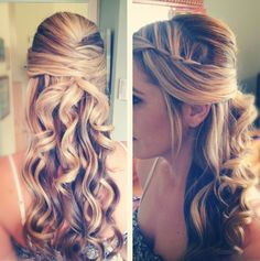 OMG! Artistry - gorgeous flowing curls