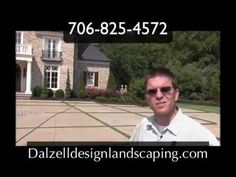 Landscape Design in the Augusta GA area we designed a few years ago.
