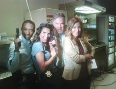 the rizzoli and isles gang