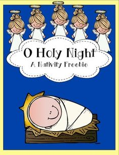 Nativity FREEBIE.