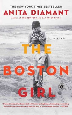 Wednesday Night Book Group - March 8 - An unforgettable novel about a young Jewish woman growing up in Boston in the early twentieth century, told with humor and optimism through the eyes of an irresistible heroine.