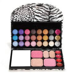 33 Colors Makeup Leopard Palette