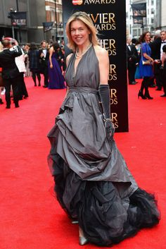 Olivier Awards Red Carpet - Janie Dee