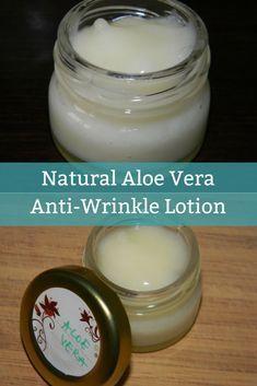 Natural Aloe Vera, Be Natural, Natural Beauty, Natural Face, Pure Beauty, Natural Healing, Creme Anti Age, Anti Aging Cream, Face Wrinkles