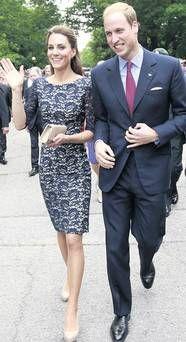 Canada royal visit: Prince William and Kate Middleton begin tour of North America Moda Kate Middleton, Style Kate Middleton, Kate Middleton Pictures, Kate Middleton Outfits, Middleton Family, Prince William Et Kate, Kate Middleton Prince William, William Kate, Prince Edward