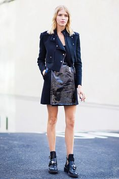 Patent Leather   BeSugarandSpice - Fashion Blog