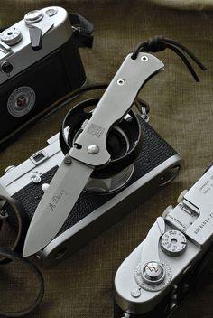 Alain Descy knives