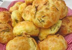 Pão de queijo francês - Receitas e Dicas