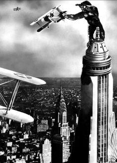 "Merian C. Cooper & Ernest B. Schoedsack - ""King Kong"" (1933)"