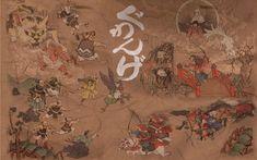 1920x1200 Japanese Art Desktop Wallpaper