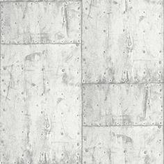 Dutch Exposed behang PE04020 Beton