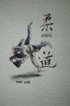 Judo habe ich nicht gelernt. Noch möglich, Daizo? Einer meiner Schüler weiß einiges..... ;)