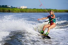 Try out wakeboarding in Charleston, SC with Hydrofly Watersports and this could be you cruising like a pro! Kayak Tours, Fishing Charters, Boat Rental, Pontoon Boat, Jet Ski, Wakeboarding, Paddle Boarding, Charleston Sc, Corporate Events