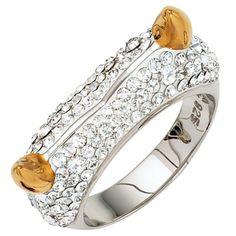 "Dreambase Damen-Ring ""Swarovski"" teilvergoldet Silber 52 ... https://www.amazon.de/dp/B00EYGUA5Q/?m=A37R2BYHN7XPNV"