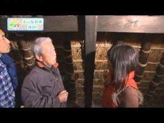かやぶきの里美山で茅葺の仕組みと地域の地鶏のすき焼きを満喫