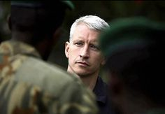 Anderson Cooper -need I say more?