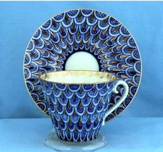 Lomonosov Russian Porcelain Teapot Tea Set Tea Cups Russian Teacups Lomonosov.  I have this one!