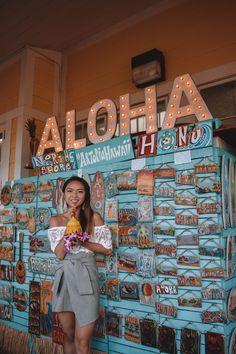 Dole Plantation Hula, Oahu, Hawaii