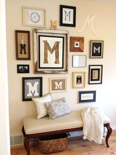 50+ Photo Wall Ideas to Inspire