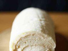 簡単♡ホワイトロールケーキ♡の画像