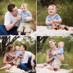 Xanthe Photography { for life }: Three's a Family - Murrumba Downs Family Photographer Family of Three