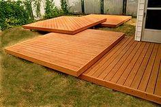 Four-Level Deck