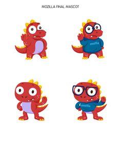 Budi Sunaryo's Weblog: Pilih Maskot Resmi Komunitas Mozilla Indonesia !