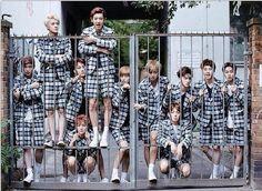 EXO << DIE JUNGS PHOTOBOOK >> #exo