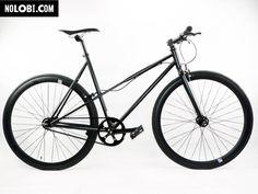 Step through frame. Black Singles, Fixed Gear, Road Bike, Gears, Cycling, Bicycle, Frame, Ebay, Pretty