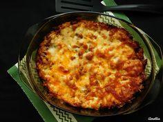 Flavours of Amellia: Jednoduché lasagne bolognese