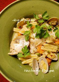 アクアパッツァ うちの基本レシピ by ケチャ&ウル [クックパッド] 簡単おいしいみんなのレシピが258万品